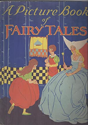 A Picture Book of Fairy Tales: Stone, Charlotte (Illustrator)