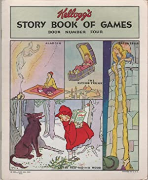 Kellogg's Story Book of Games: Book Number