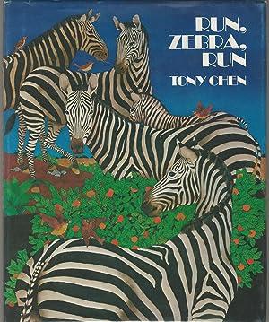 Run, Zebra, Run: Chen, Tony