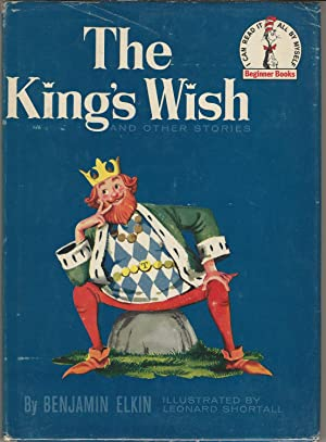 The King's Wish and Other Stories: Elkin, Benjamin