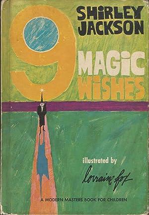 shirley jackson - 9 magic wishes - First Edition - AbeBooks