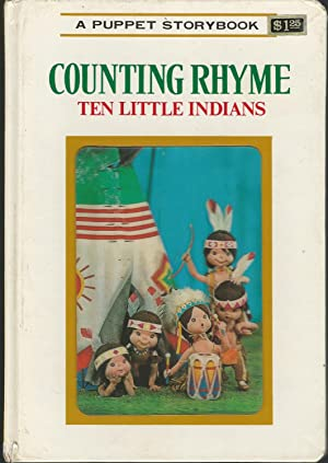 Counting Rhymes Ten Little indians: A Puppet: Izawa, T; S.
