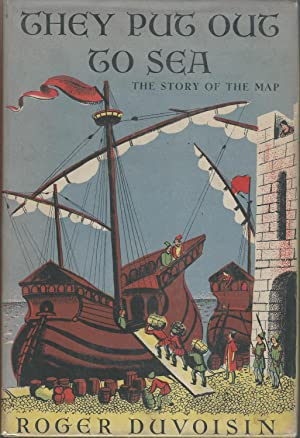 They Put Out to Sea, the Story of the Map