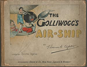 The Golliwogg's Air-Ship: Upton, Bertha