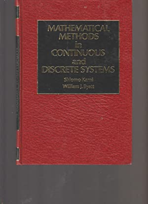 Mathematical methods in continuous and discrete systems (HRW series in electrical and computer ...