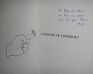 A Seizure of Limericks: Aiken, Conrad