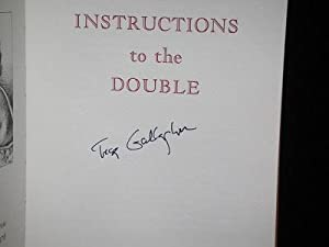 Instructions to the Double: Gallagher, Tess