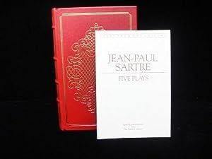 Five Plays: Sartre, Jean-Paul