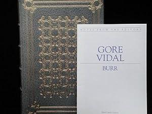 Burr: Vidal, Gore