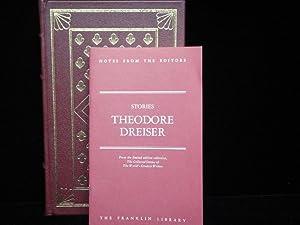 The Best Short Stories: Dreiser, Theodore