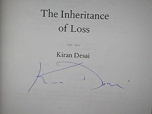 The Inheritance of Loss: Desai, Kiran