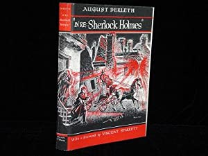 In Re: Sherlock Holmes: The Adventures of Solar Pons: Derleth, August