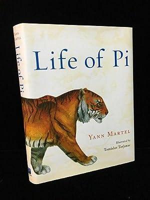 Life of Pi: Yann Martel