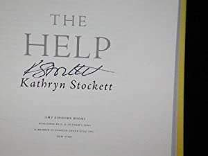 The Help: Stockett, Kathryn