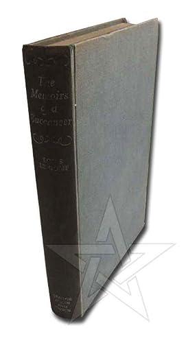 The Memoirs of a Buccaneer: Louis Adhemar Timothee