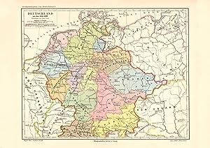 Deutsches Reich Karte.Shop Deutsches Reich Collections Art Collectibles Abebooks