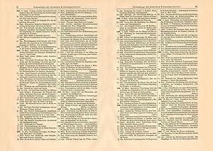 Gedenktage der deutschen Kolonialgeschichte Buchdruck 1905