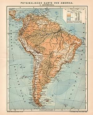 Lateinamerika Karte Gebirge.Entdecken Sie Sammlungen Von Landkarten Amerika Kunst Und