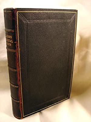 The Poetical Works of John Milton: H.C. Beeching (ed)