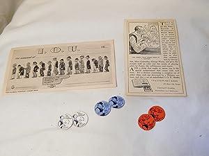 Webster's Poker Book: Glorifying America's Favorite Game: H.T. Webster (illust), George F...