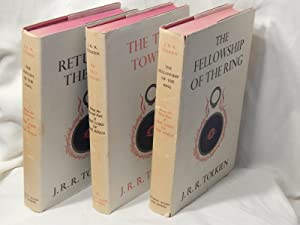 The Lord of the Rings, 3 volume: J.R.R. Tolkien