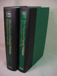 The Papers of Daniel Webster: Correspondence, Vols 1 (1798-1824) & 2 (1825-1829): Wiltse & ...