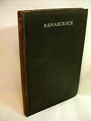 Renascence and Other Poems: Edna St. Vincent