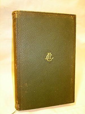 The Greek Bucolic Poets: Theocritus, et al. (J.M. Edmonds, trans)