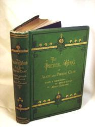 The Poetical Works of Alice and Phoebe Cary, with A Memorial of their Lives: Cary (Mary Clemmer, ed...