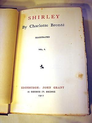 Shirley, 2 vol set: Charlotte Bronte (Scott, ed)