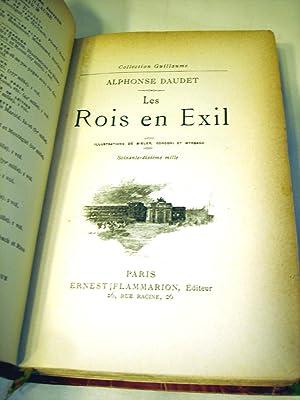 Les Rois en Exil: Alphonse Daudet