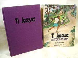 Ti Jacques: A Story of Haiti: Eitzen, Ruth