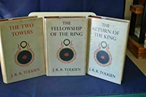 Lord of the Rings Trilogy 1st Edition: Tolkien, J. R.