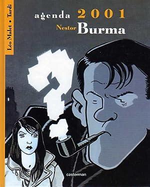 Agenda 2001 ,Nestor Burma: TARDI-LEO MALET