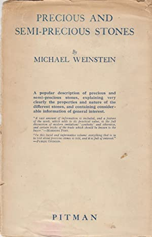 Precious and Semi-Precious Stones: Weinstein Michael