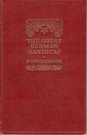 The Great Sermon Handicap: Wodehouse P G