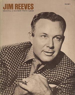 Jim Reeves Memorial & Souvenir Photo Album