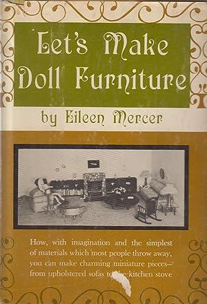 Let's Make Dolls Furniture: Mercer Eileen