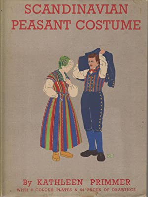 Scandinavian Peasant Costume: Primmer Kathleen