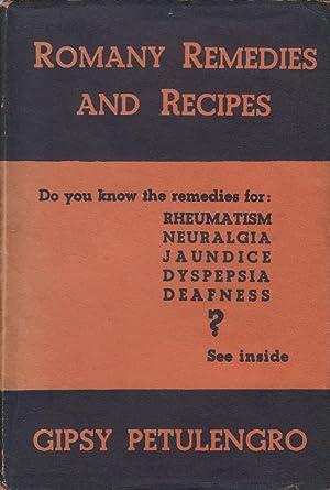 Romany Remedies and Recipes: Petulengro Gipsy
