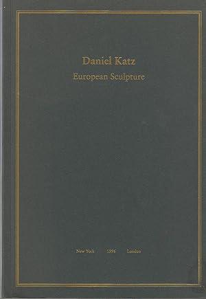 Daniel Katz-European Sculpture-1996: Auersperg,Johannes