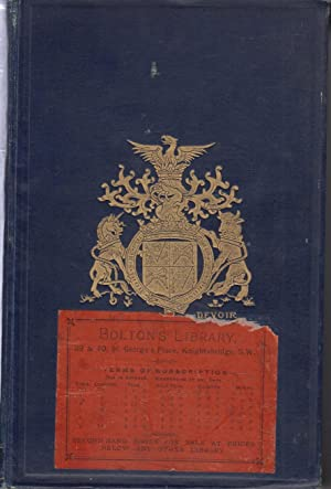 Letters, Remains, and Memoirs of Edward Adolphus Seymour Twelfth Duke of Somerset: Mallock W. H. & ...