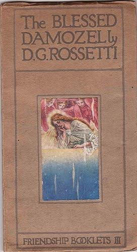 The Blessed Damozel: Rossetti
