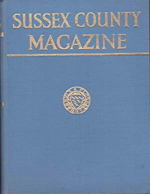 Sussex County Magazine - Vol 21 - 1947: Beckett Arthur - Founded By
