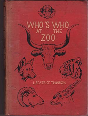 Who's Who at the Zoo: Thompson L. Beatrice