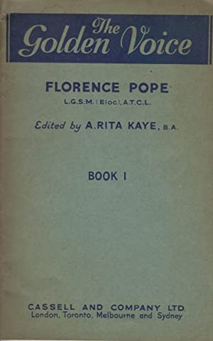 The Golden Voice -book 1: Pope Florence