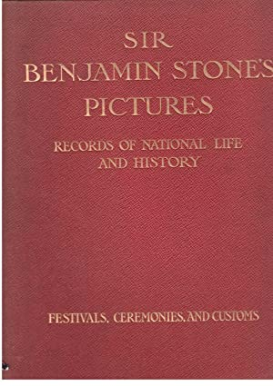 Sir Benjamin Stone's Pictures - Records of National Life and History Vol 1 Festivalsm ...