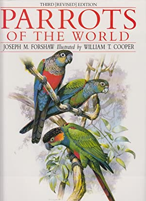 Parrots of the World: Forshaw Joseph M.