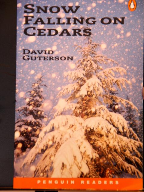 the depiction of romance in snow falling on cedars