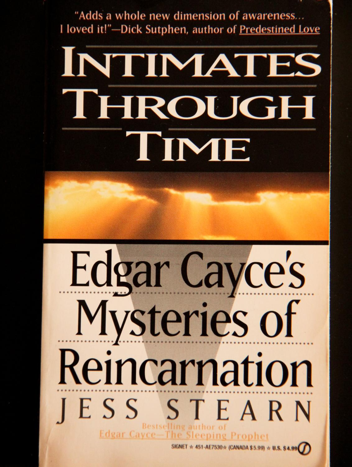 Intimates Through Time: Edgar Cayce's